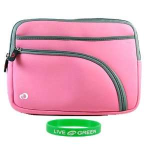 HP Mini 110 1030NR 10.1 Inch Netbook Neoprene Sleeve Case   Tri Pocket