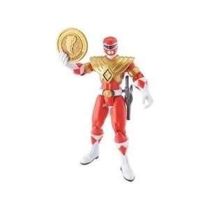 Power Ranger Mighty Morphin Power Up Red Ranger Toys
