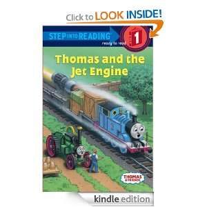 Thomas and Friends: Thomas and the Jet Engine (Thomas & Friends) (Step