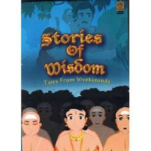 of Wisdom: Tales from Vivekananda: Animated Stories (Indian History
