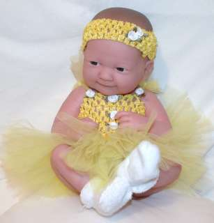 14 INCH NEWBORN *BERENGUER* BABY GIRL*PLAY/REBORN