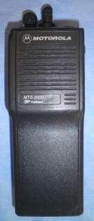 Motorola MTS2000 Handie Talkie FM Radio H01RDD9PW1BN