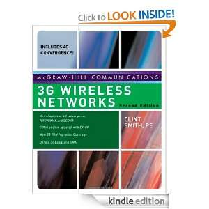 3G Wireless Networks, Second Edition: Clint Smith:  Kindle