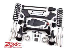 Zone 6 IFS System Lift Kit Chevy GMC