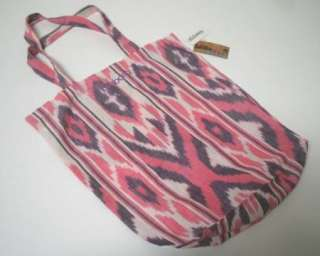 NEW NWT Pink Purple BILLABONG Day sun Beach Bag Grocery