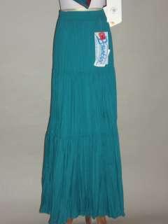 vtg 80s 3 pc Buckles skirt shirt vest set colorful plaid L XL