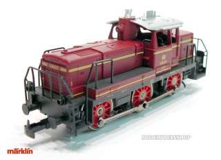 Marklin HO #29108 Diesel Locomotive V60   FX Digital