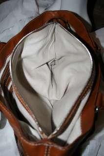 MICHAEL KORS Soft Leather Doctor Hand Bag Vtg Satchel