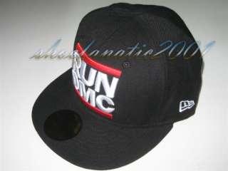 Run DMC New Era Supreme Box Logo 7 3/8 Jam Master J Def Adidas