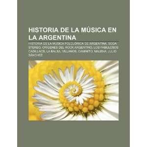 argentino (Spanish Edition) (9781231554524) Source Wikipedia Books