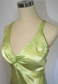 NWT JUMP $140 Kiwi Evening Prom Formal Party Gown 11