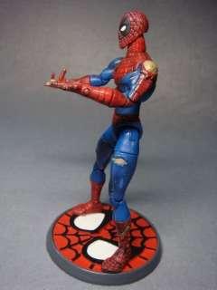 TOYBIZ Marvel Comics Spider Man 6 figure w/ Stand