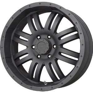 MB Wheels V Drive Matte Black Wheel (15x8/6x139.7mm