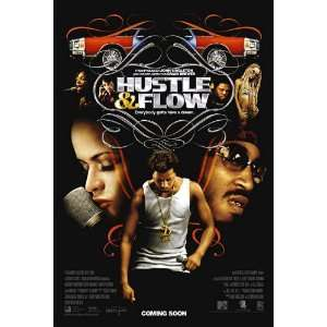 HUSTLE & FLOW 14X20 INCH PROMO MOVIE POSTER Everything