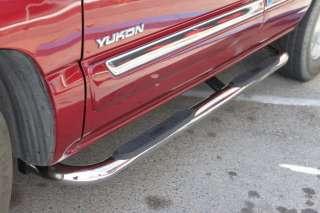 2011 11 GMC SIERRA 2500 CREW CAB Cab Nerf Bars STEP