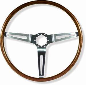 1967 1968 Camaro Steering wheel Walnut wood Chevelle Nova Impala