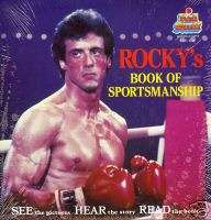 ROCKY BALBOA Book Sportsmanship read along record 1980s
