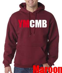 YMCMB Young Money Cash Money Lil Wayne Weezy T Shirt Jerzees Hoodie