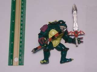 TMNT Teenage Mutant Ninja Turtles Slash Figure w/ Weapons