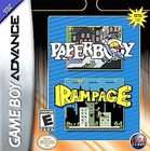Paperboy / Rampage (Nintendo Game Boy Advance, 2005)