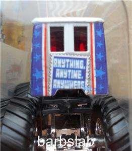 2011 Hot Wheels Monster Jam #62 Special Delivery monster truck 1/64