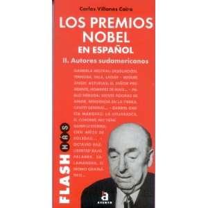 Flash Mas Los Premios Nobel En Espanol II   Autores