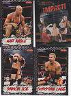 2008 TNA IMPACT WRESTLING CARD SET