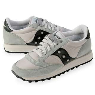 15% OFF] SAUCONY JAZZ ORIGINAL MENS Size 9 Silver Running Shoes