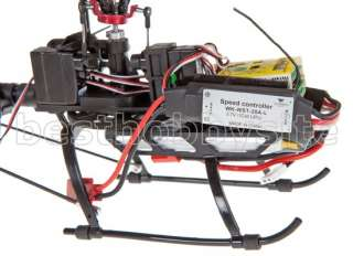 WALKERA V120D05 V2 Flybarless Belt Driven 6CH Metal Upgrade Brushless