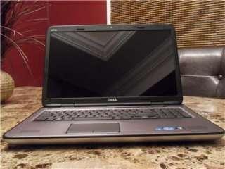 Dell XPS 17 (L702X) Laptop i7 2630QM 2GHz 3GB GEFORCE GT555M BLURAY