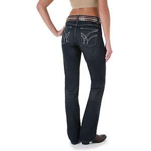 Wrangler Womens Ultimate Riding Jeans   Q BABY   Absolute Star   11 X