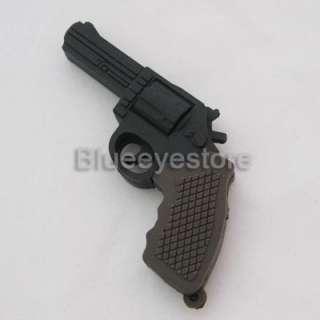 Gun Shape 4GB USB 2.0 Flash Memory Pen Stick Drive Real Capacity