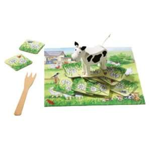 Wiggling Cow: Toys & Games