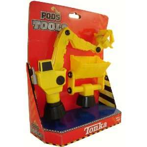 Tools   Crane Claw and Wide Bucket Accessories: Toys & Games
