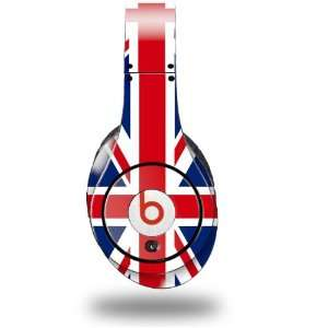 Union Jack 02 Decal Style Skin (fits genuine Beats Studio