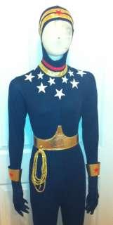 Wonder Woman Lynda Carter diving AQUANAUT suit costume