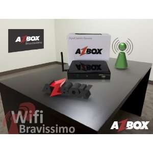Azbox Bravissimo Wifi Electronics