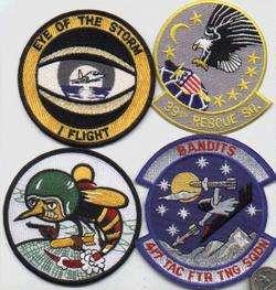 US AIR FORCE PACH 39h RESCUE SQUADRON EAGLE VIENAM IRAQ WAR USAF