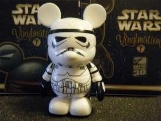 New Disney Vinylmation 3 Star Wars Storm Trooper