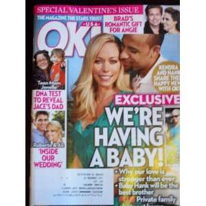 OK #8 February 21, 2011 Kendra & Hank Exclusive Teen Mom