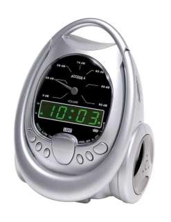 ACCESS 4 ALARM CLOCK LIGHTS, BEEPS, NEW