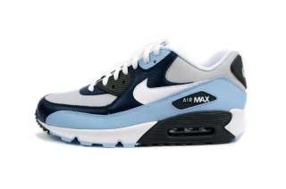 Nike Mens Air max 90 Obsidian White 325018 409