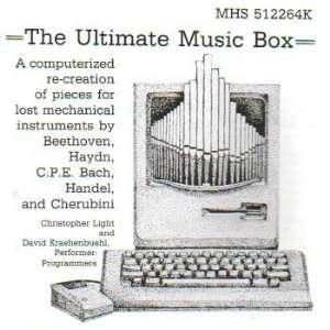 Cherubini C.P.E. Bach, David Kraehenbuehl, Christopher Light, Luigi