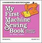 my first machine sewing book by winky cherry 2011 paperback