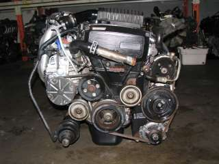 JDM Toyota 4AGZE Engine Super Charged 4A GZE LSD Transmission Corolla
