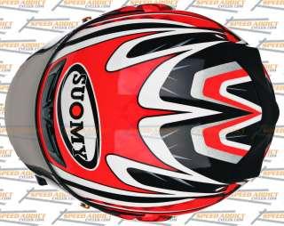 Suomy Apex Fabrizio Full Face Helmet LG