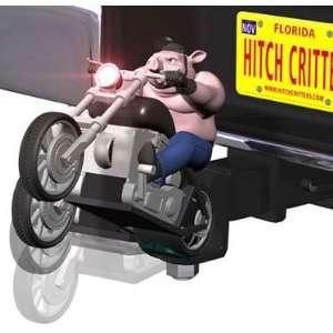 Motorcycle Trailer Hitch Wheelie Hog:  Sports & Outdoors
