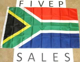 NEW 3X5 SOUTH AFRICA FLAG AFRICAN BANNER 3 X 5 3X5