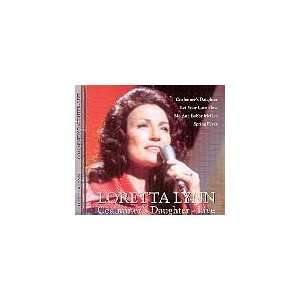 Daughter   Live 1996 Digitally Remastered CD Loretta Lynn Music