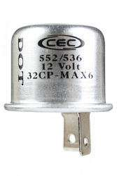 536 552 Turn Signal Thermal Flasher Relay TF552 TF536